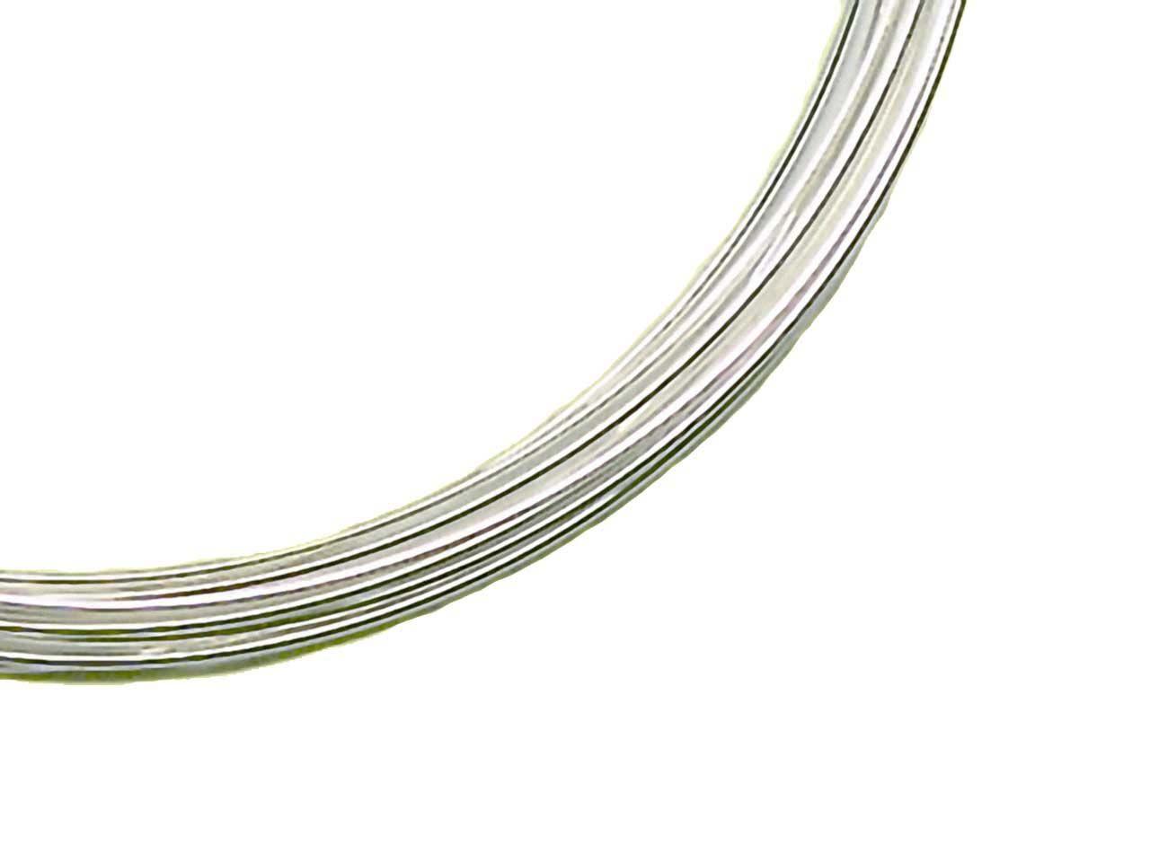 Sterling silber  0.6mm Sterling Silber-filled 4.8m