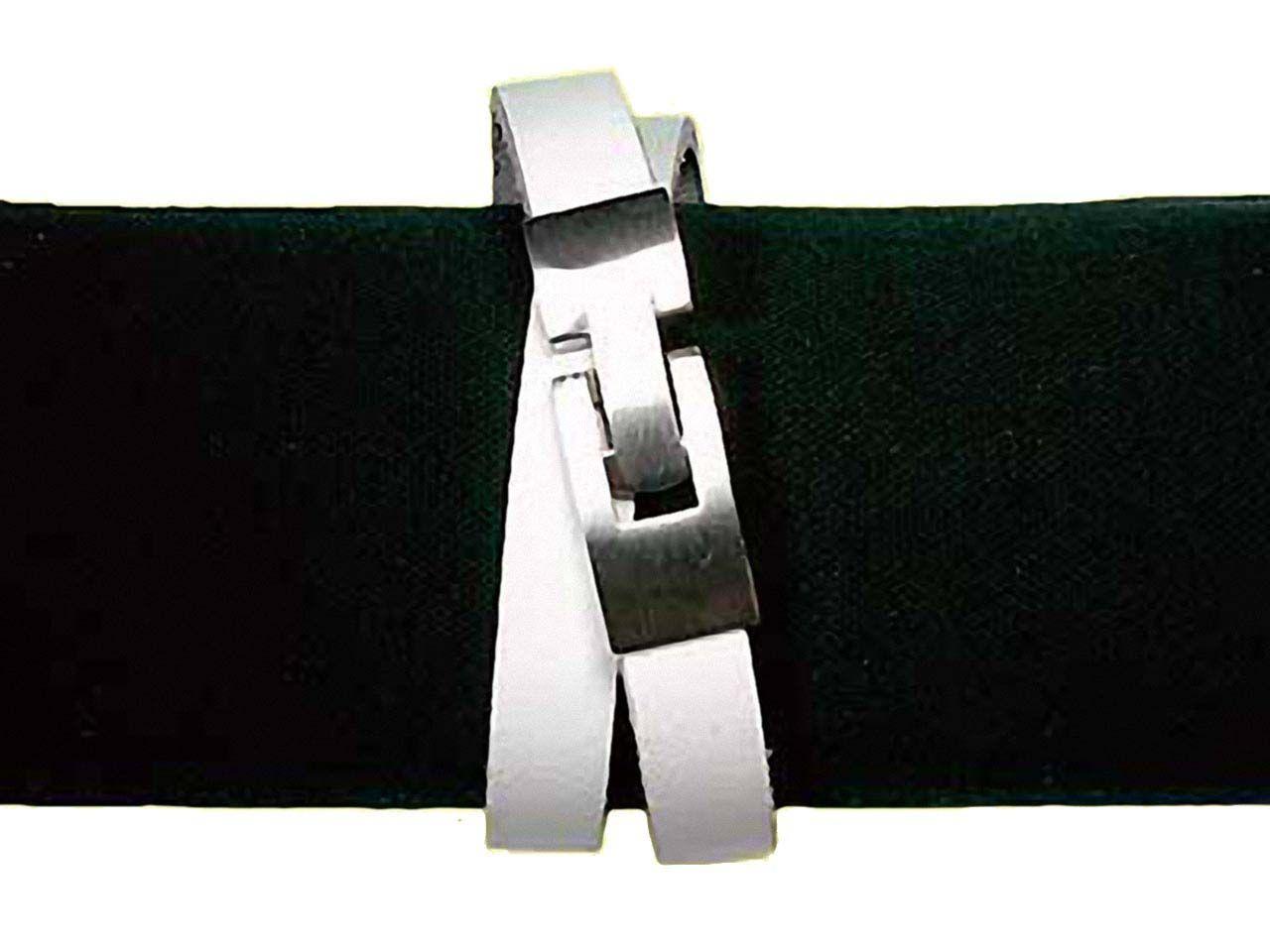 lederband flach wei breite 10mm 1 3m st ck. Black Bedroom Furniture Sets. Home Design Ideas