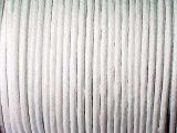 Cotton Cord 2mm White Standard