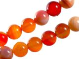 DOPPELT Beads Red Agate 10mm