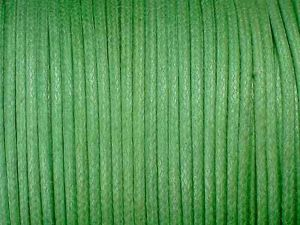 Cotton Cord 2mm Light Green Standard