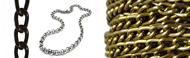 Category picture jewelry chains Ketten