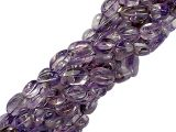 Amethyst light oval