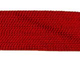 Silk Bead Cord Garnet-red 0,45mm