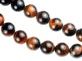 Beads Red Tigereye Rounds 10mm