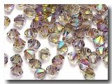 Swarovski® Purple Haze 6mm beschichtet