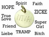 Message Charm Various Terms