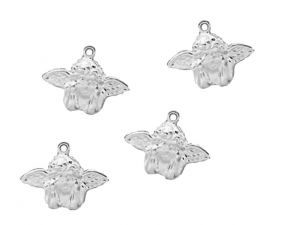 Charms Angels Silverplated
