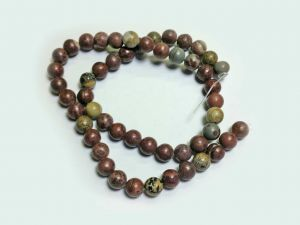 Crazy Horse Beads 8 mm Round