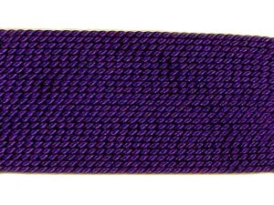 Silk Bead Cord Amethyst 0,45mm