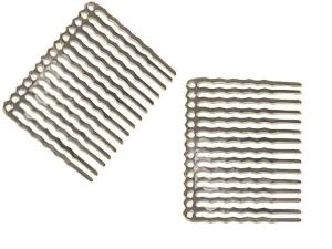 Hair Combs With 14 Beading Holes