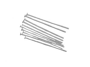 Headpins 0.6mm Stainless Steel 35mm