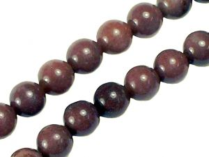 Beads Purple Aventurin Rounds 8mm