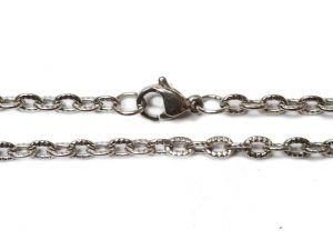 Anchor Chain Dekorated Stainless Steel 3mm