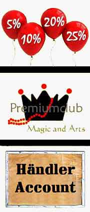 Allgemeine Rabatte, Premiumaccounts und H�ndlerkonditionen bei Magic and Arts