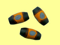 Bead Glasspowder Orange