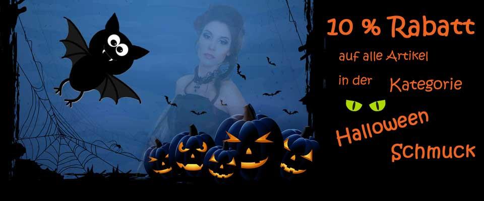 Schrecklich-sch�ner Halloween Schmuck